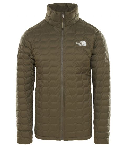 The North Face Mens Thermoball Synthetic Jacket - Lightweight